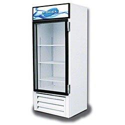 Glass Door Refrigerator For Sale front-372790