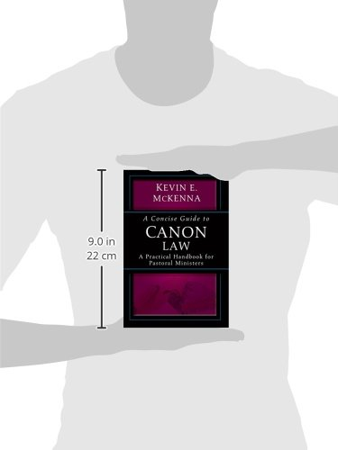 A Concise Guide to Canon Law: A Practical Handbook for Pastoral Ministers
