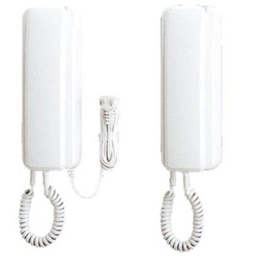 アイホン 親子インターホン電灯線式壁掛型セット AT-416