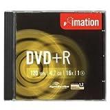 Imation 22384 DVD+R 16x Lightscribe 5pk JC