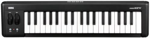 KORG USB MIDIキーボード microKEY-37 マイクロキー 37鍵