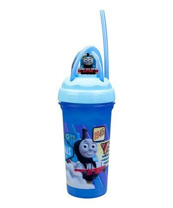 1 X Thomas and Friends 11 Oz Loopity Loop Tumbler