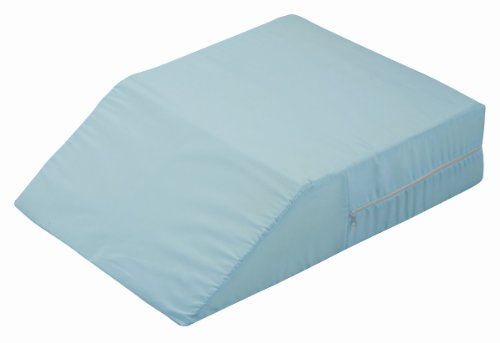 Mabis Dmi Healthcare Ortho Bed Wedge, Blue front-293673