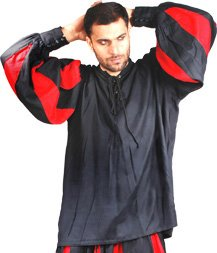 Pirate Gothic Renaissance Medieval Costume Shirt