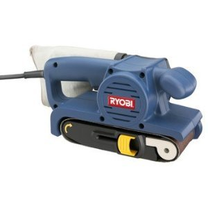 Review Factory-Reconditioned Ryobi ZRBE318 5 Amp 3-in x 18-in Belt Sander
