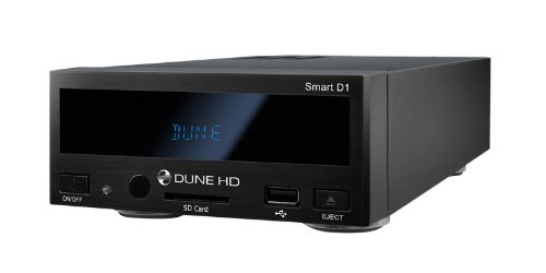 Dune HD Smart D1 High Definition Expandable Network Media with 1080p Upscaling