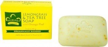 Lemongrass And Tea Tree Oil Soap Bar 5 Ounces from Nubian Heritage