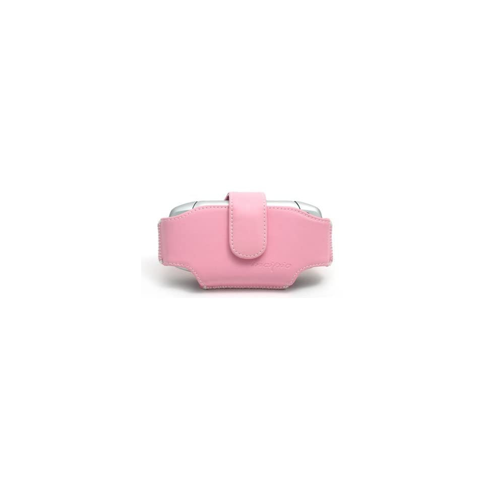 Incipio Pink Leather Case Pouch for T mobile Sidekick III