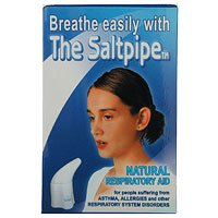 Higher Nature Salt Pipe - Relief From Breathing Problems