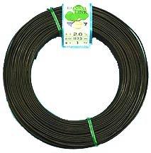 Copper Colored Aluminum Wire 3.5 Mm In 1 Kilogram Roll