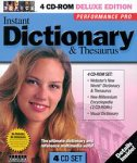 Instant Dictionary and Thesaurus