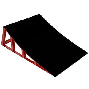 Skate & BMX - Grind Launch Ramp - Red