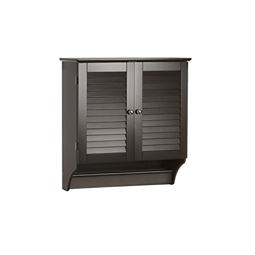 Sale!! RiverRidge Ellsworth 2-Door Wall Cabinet – Espresso