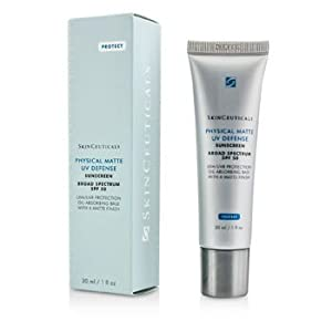 SkinCeuticals Physical Matte UV Defense, SPF 50, 1.0 Fluid Ounce