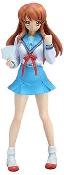 "The Melancholy of Haruhi Suzumiya Mikuru Asahina ""Painted 1/10 Scale PVC"" Ver. Uniform - Taille : 140mm"