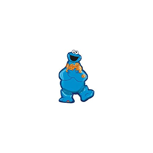 Mayflower BB021214 Cookie Monster Balloon - 1