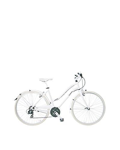 Coppi Bicicleta Touring Aluminio Komete Blanco