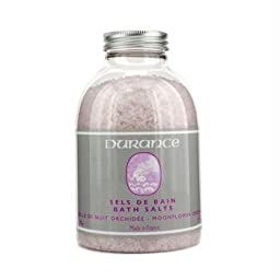 Durance Bath Salts Moonflower Orchid 600 Gr or 21.1 oz