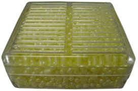 Cheap Aroma Dri 50gm Vanilla Scented Silica Gel Lemon Container, Pack of 1 (LEMONSG50-VANILLA)