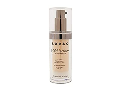 LORAC POREfection Foundation, 1.12 fl. oz.