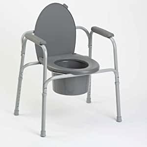 Invacare All-In-One-Commode