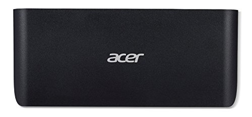 Acer-USB-Type-C-Dock-Displayport-4k-HDMI-4k-Audio-Gigabit-Ethernet-2x-USB-31-3x-USB-30-Audio-schwarz