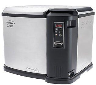 Butterball XXL Digital 22 lb. Indoor Electric Turkey Fryer (steel and black) (Masterbuilt Turkey Fryer compare prices)