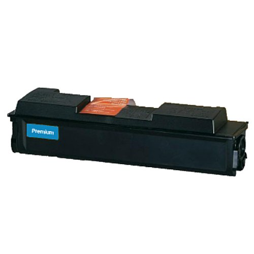 Kompatible Tonerkartusche schwarz für Kyocera Mita 1T02F70EU0 TK440 TK-440 FS6950DN FS6950DTN FS6950 DN DTN - Black 15.000 Seiten