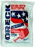 Oreck Hypo-Allergenic Filter System Bags for Compact Canisters. Fits All Ho ....
