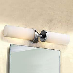 Ginger 3682 SN 2 Light Kubic Double Bathroom Light
