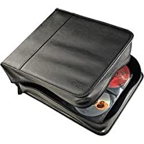 320-Cd Koskin Media Wallet Holds 320 Cds Or 160 With Liner Notes