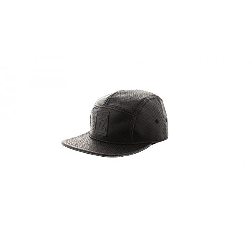 Adidas 5 Panel Snake-Cappello unisex, colore: nero, taglia: OSFM