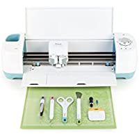Cricut Explore Air Wireless Electronic Cutting Machine Bundle (White)