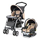 Chicco Cortina Keyfit 22 Pound Travel System Hazelwood