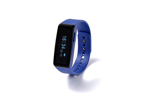 Nuband Activ+ Blue Activity and Sleep Tracking Watch