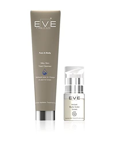 EVE Rebirth Set Limpiador Facial y Corporal