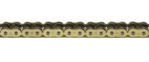 EK Chain 525 MVXZ Quadra X-Ring Chain - 120 Links - Gold , Chain Type: 525, Chain Length: 120, Color: Gold, Chain Application: Offroad 525MVXZ-G-120