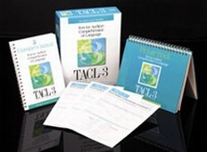 Sammons Preston Tacl-3: Test For Auditory Comprehension Of Language - Third Edition front-999754
