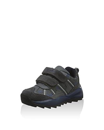 Geox Sneaker J Orizont Girl A  [Grigio]