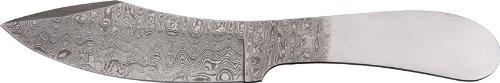 Knife Blade Damascus Big Game