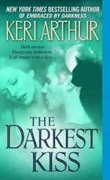 Cover of The Darkest Kiss (6th book in the Riley Jenson series)