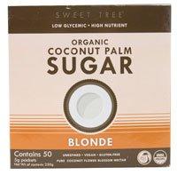 Big Tree Farms Organic Coconut Palm Sugar Blonde -- 50 Packets