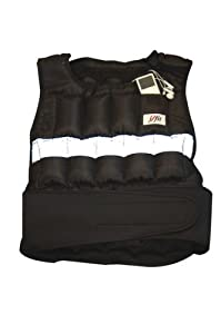 j/fit 30lb Adjustable Weighted Vest