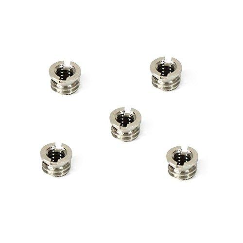 """SmallRig® Adaptateur de vis avec 1/4"""" Femelle vers 3/8"""" Mâle (lot de 5) - 856"""