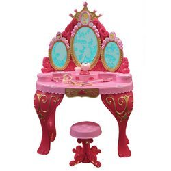 Amazon Com Disney Princess Enchanted Tales Vanity Toys