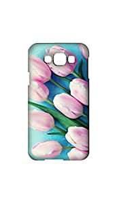 Pink Rose Stylish Mobile Case/Cover For Samsung Galaxy E7