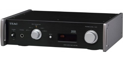 TEAC Reference 501 USBオーディオデュアルモノーラルD/Aコンバーター ブラック UD-501-B