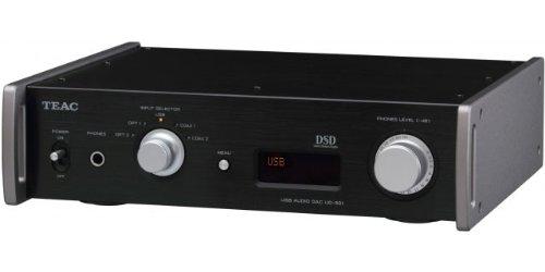 TEAC USBオーディオ・デュアルモノーラルD/Aコンバーター Reference 501 (ブラック) UD-501-B