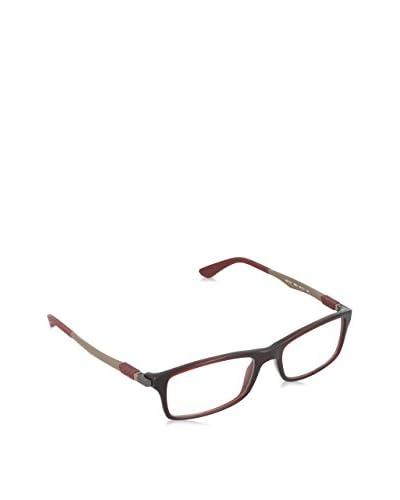 Ray-Ban Montura 7017 555254 (54 mm) Granate