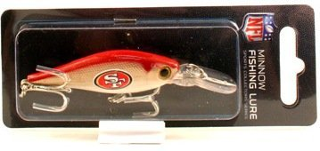 Today Sale NFL Fishing Lure - San Francisco 49ers  Review